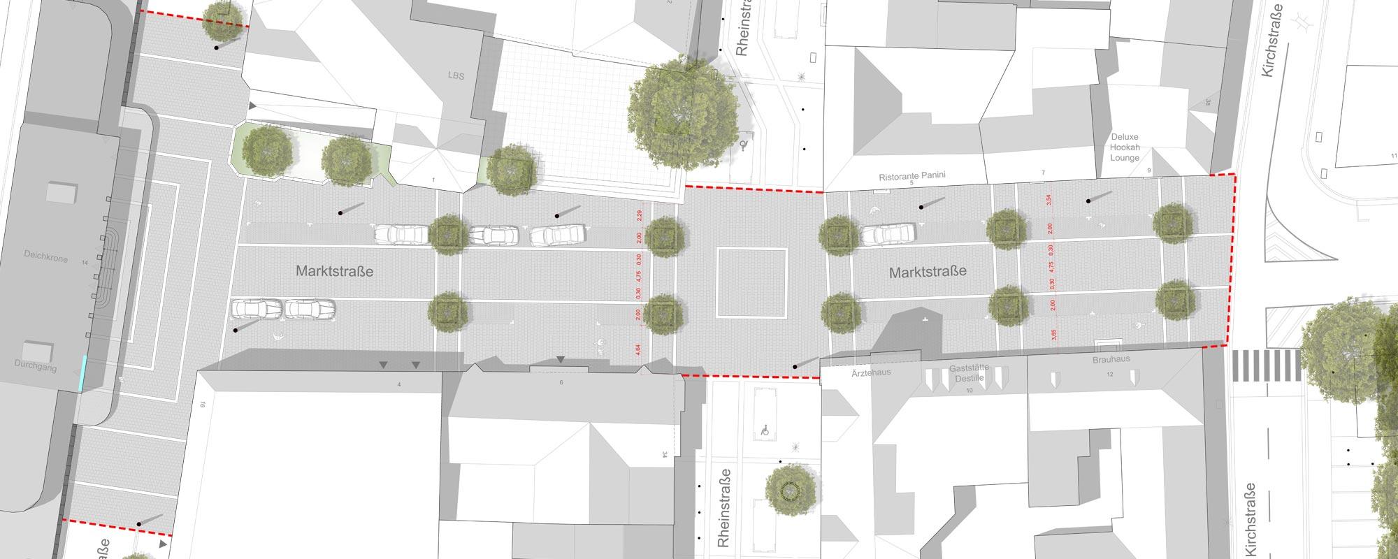 Umgestaltung Marktstraße Neuwied_2
