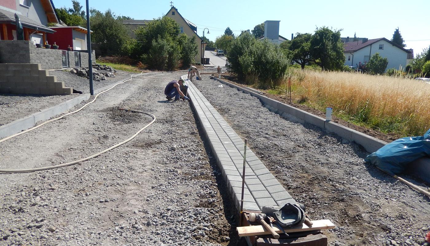 Strassenendausbau Baugebiet Auf Buchkammen_3