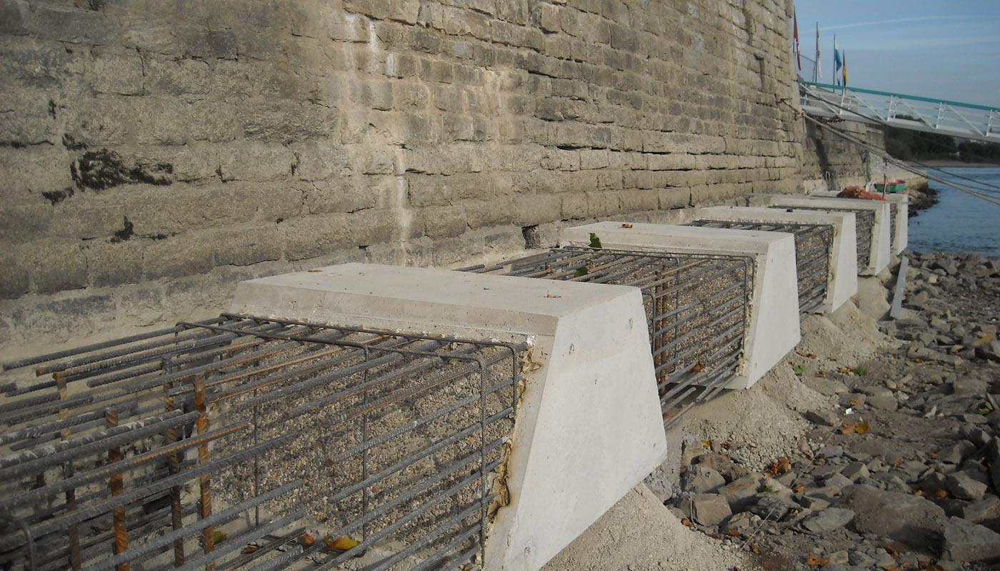 Ufermauersanierung Konrad Adenauer Ufer_3